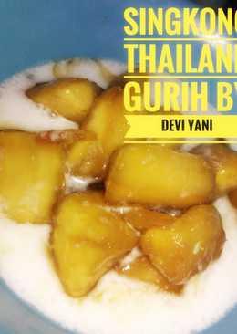 SINGKONG THAILAND Super Gurih-Empuk(Bikin nagih)