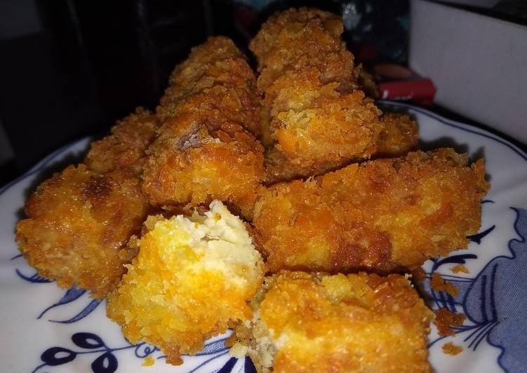 Resep Nugget Ayam Wortel Crispy Dari Resy Ananda
