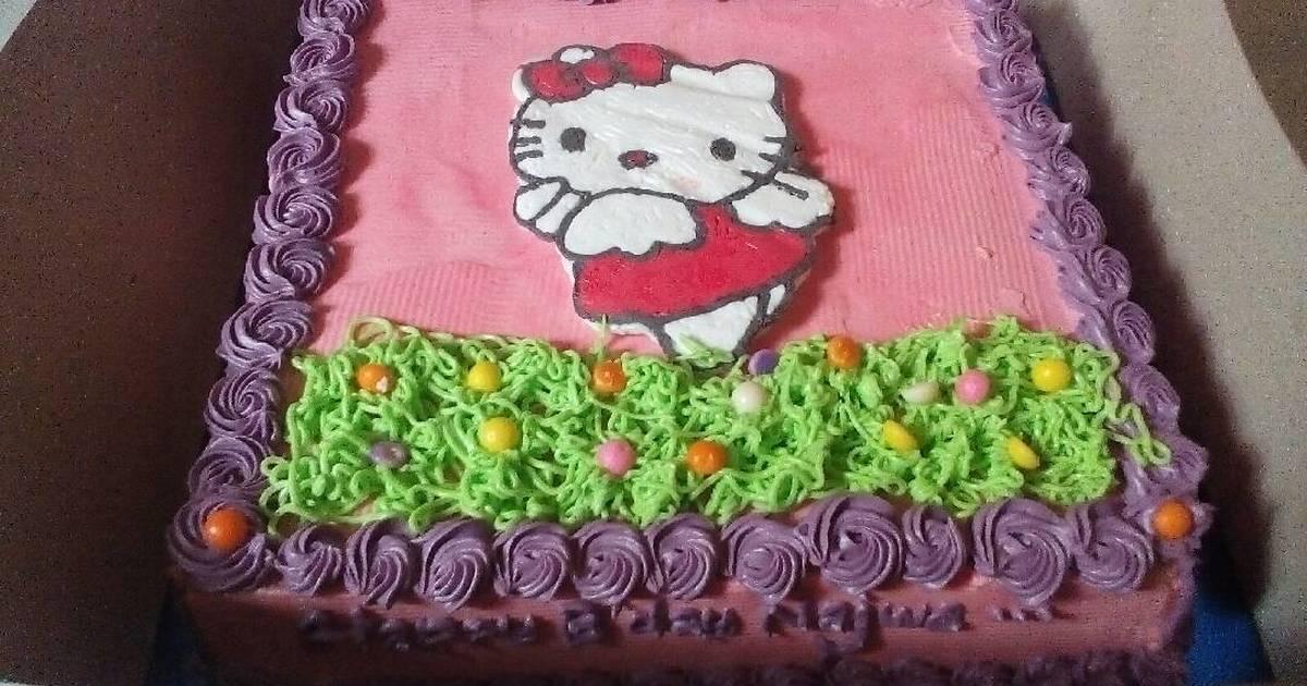 Gambar Thomas Tank Engine Jual Kue Ulang Birthday Cake