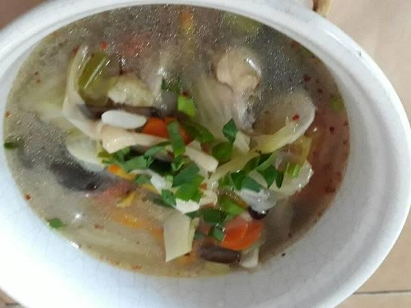 Sup kimlo mudah dan simpel