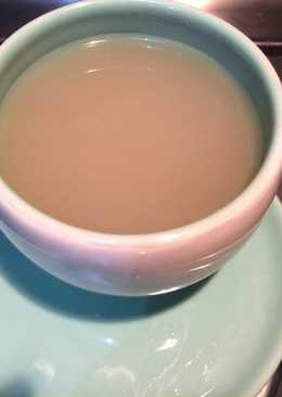 Wedang Jahe (homemade)