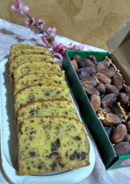 Cake Kacang Kurma#KamisManis