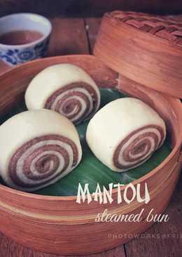 Mantou steamed bun