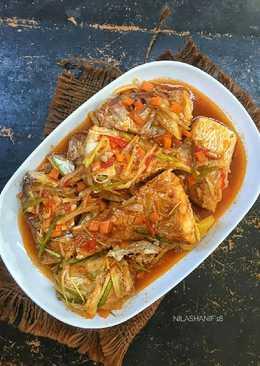 Ikan masak Asam Manis