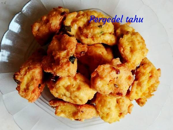 Pergedel Tahu