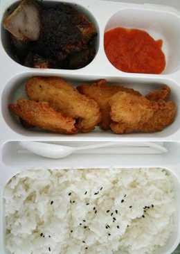 Chicken Katsu made by me