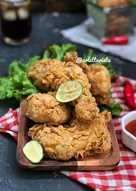 Ayam Goreng krispy ala KFC