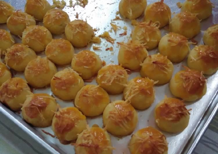 Nastar keju lembut #bikinramadhanberkesan
