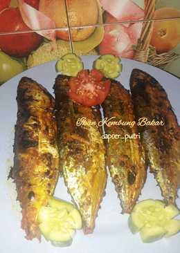 Ikan Kembung Bakar Padang