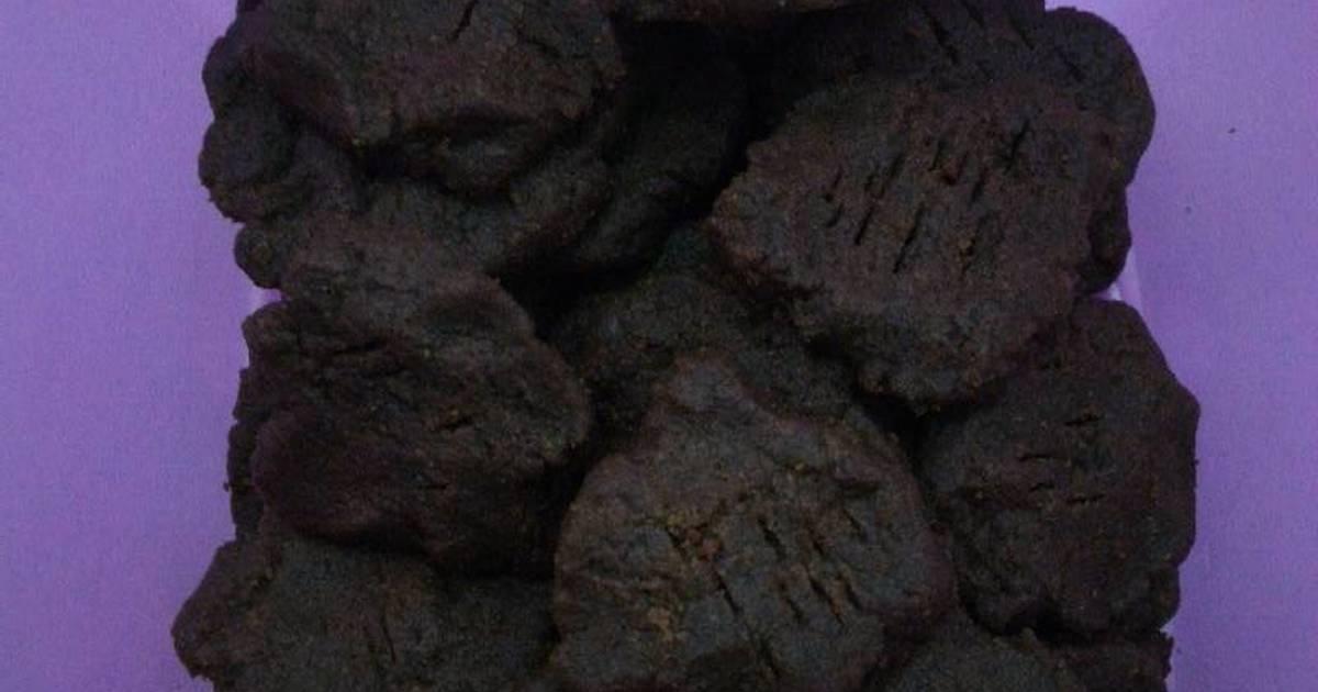 Resep Nutrijell Cookies Coklat