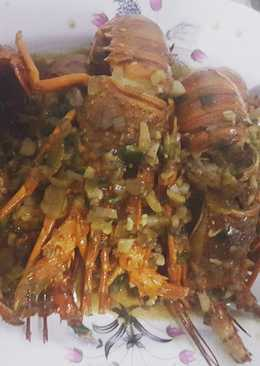 Lobster saus tiram