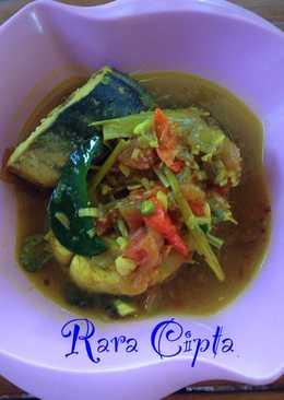 Sup Ikan Cakalang Kuah Kuning