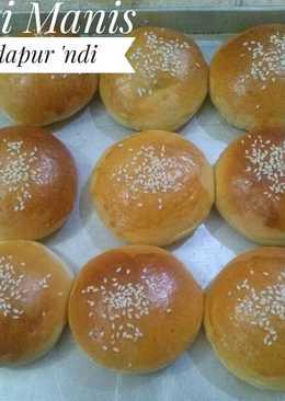 Roti Manis empuk, adonan serbaguna