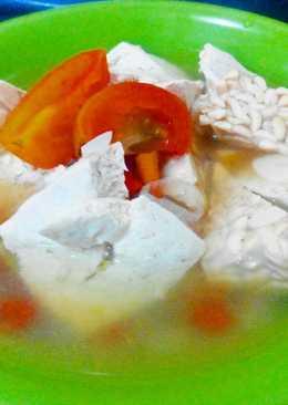 Sayur Tahu + Tempe Simpel ga pake ribet
