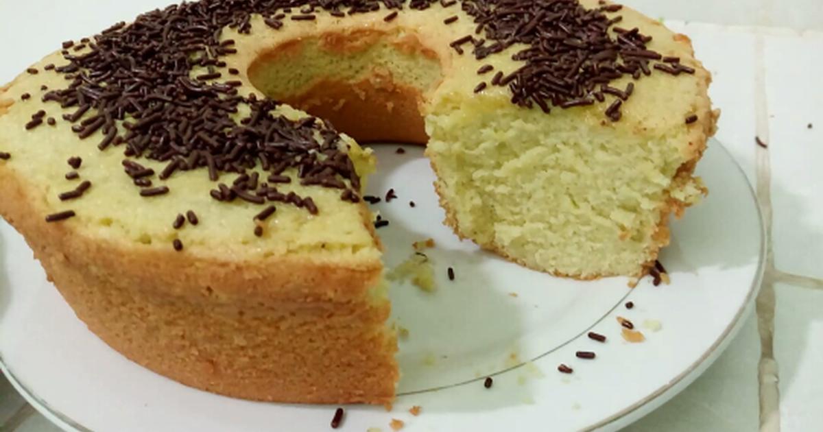 Resep Cake Jadul Sederhana: 1.633 Resep Bolu Jadul Super Lembut Enak Dan Sederhana