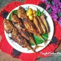 Tongkol Bakar Bumbu Padang #SeafoodFestival