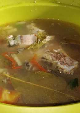 Sup ikan mas