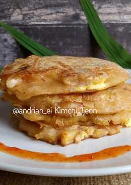 Kimchi Jjeon (Kimchi Pancake) #selasabisa