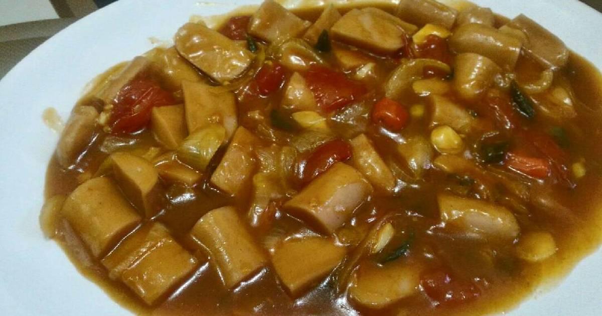 Cara membuat sosis - 12.231 resep - Cookpad