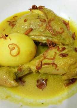Opor Ayam Simple