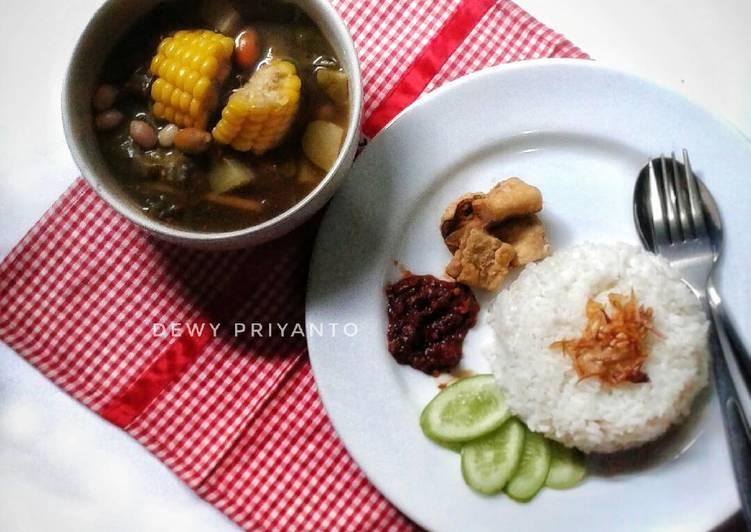 Resep Sayur asem sederhana oleh Dewysuci Priyanto Resep Sayur asem sederhana Karya Dewysuci Priyanto