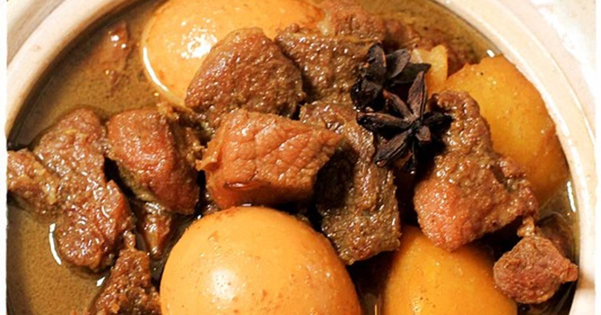 resep babi cin chinese food rumahan ala semarang jawa