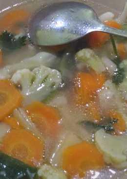 Sayur Sop Simpel