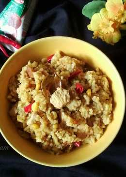 Nasi Kari Ayam