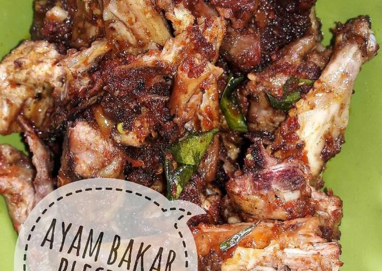 Resep Ayam bakar plecing Karya kiiky_as | Ide Masak dari Myshoptherapy