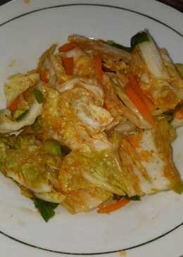 Kimchi tanpa lobak