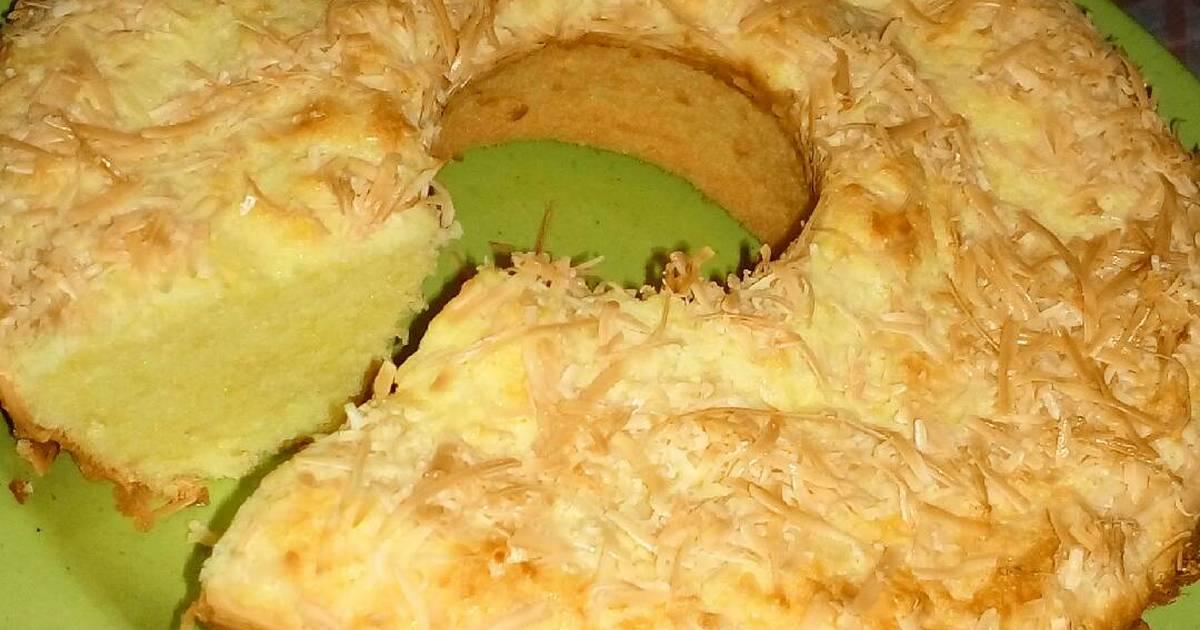 Resep Bolu Jadul Sukade: Resep Classic Cheese Cake (Bolu Jadul Keju) -yang Super