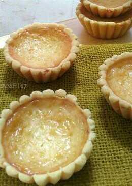 Pie Susu Keju #Pr_adakejunya