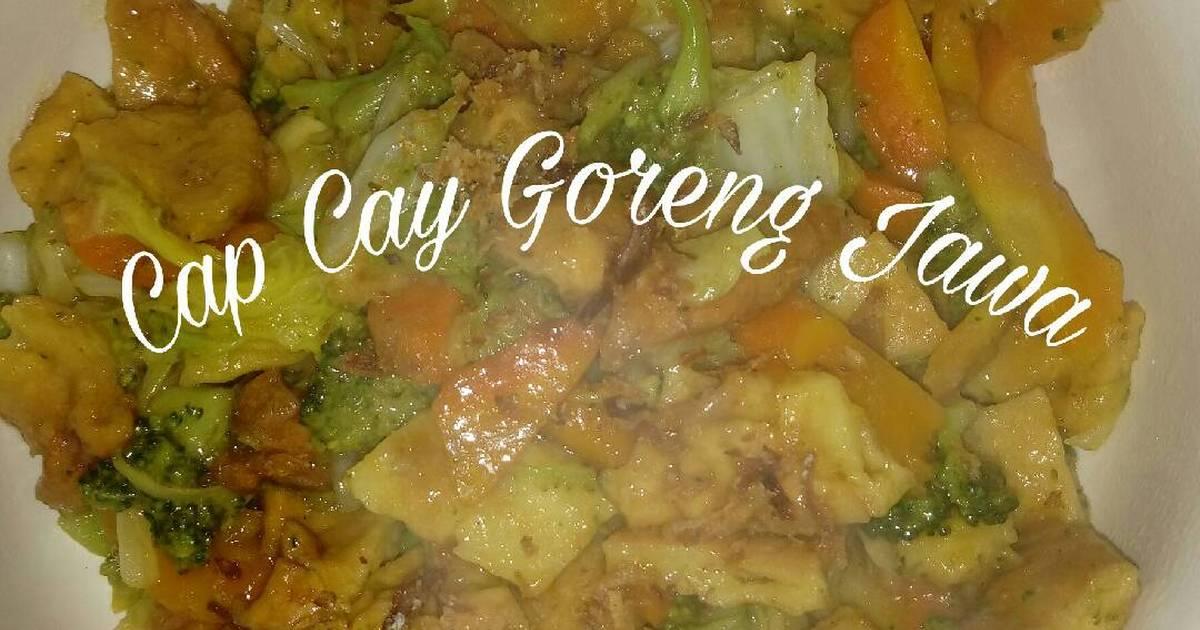 306 Resep Cap Cay Special Khas Jawa Enak Dan Sederhana Cookpad