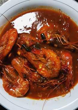 Udang Saus Padang Chef Geong