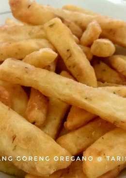Kentang Goreng a.k.a French Fries Oregano