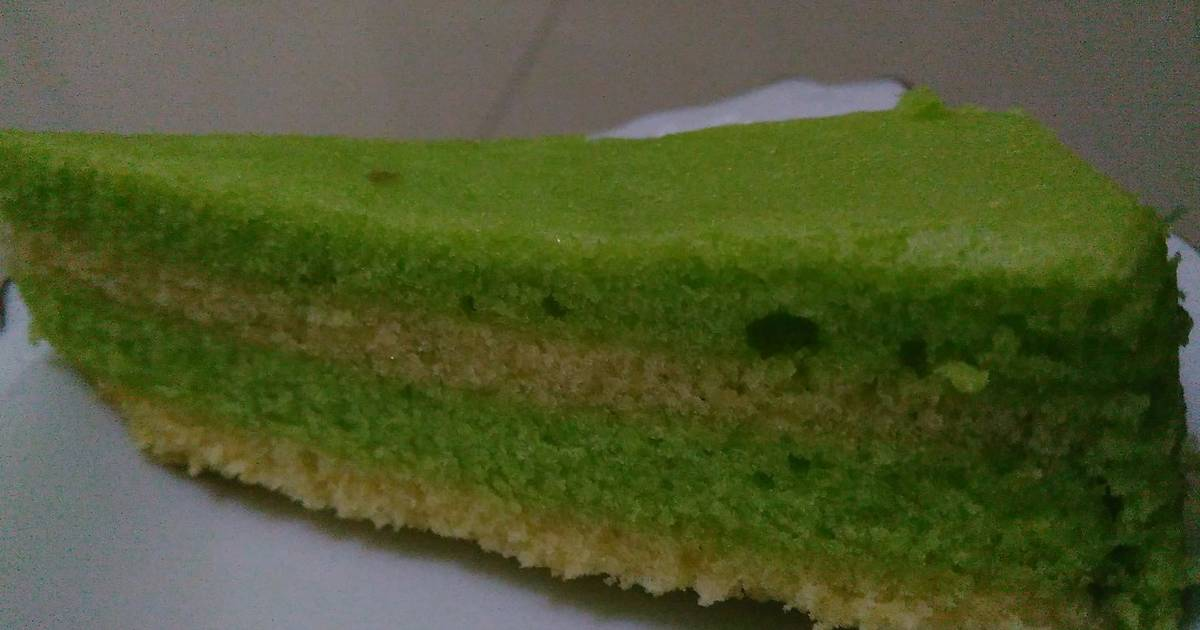 Resep Cake Kukus Dua Warna