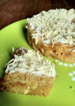 Brownies Kukus Pisang Keju Nutricake