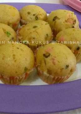 Muffin Nangka Kukus
