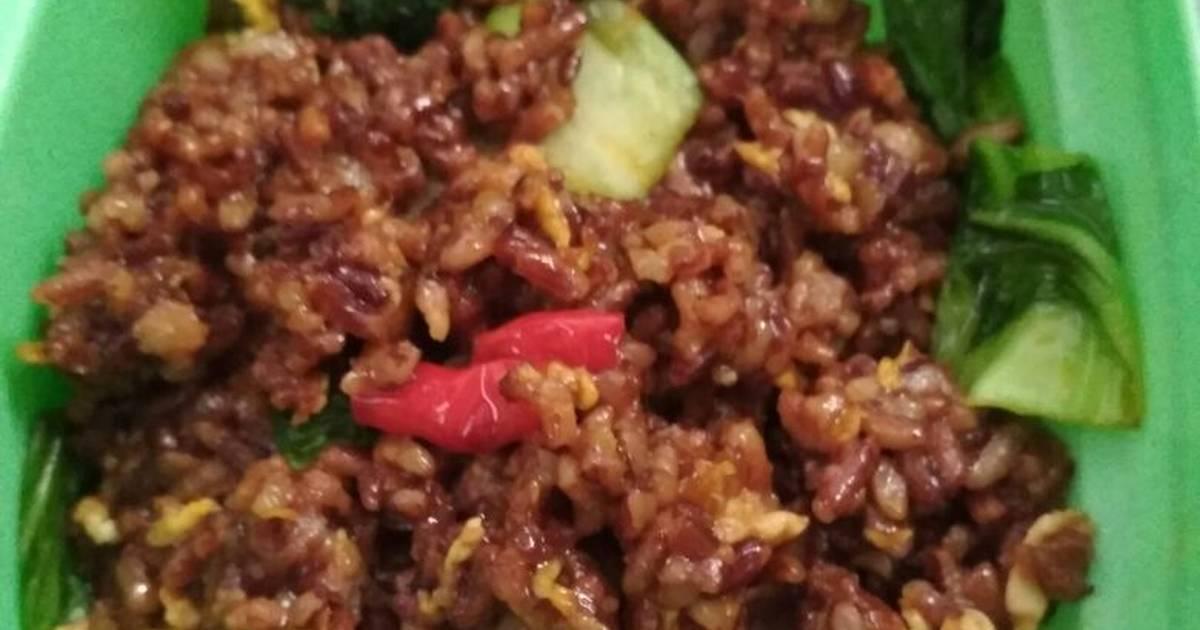 inspirasi resep nasi goreng kambing beras merah Resepi Nasi Goreng Tanpa Bawang Merah Enak dan Mudah