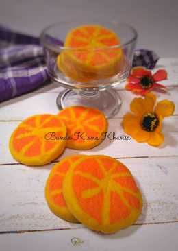 Cookies Jeruk