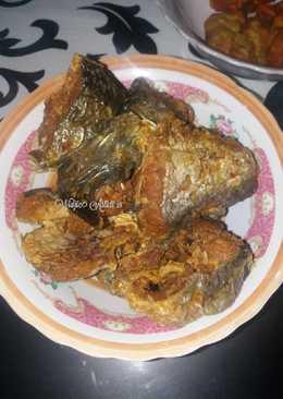 Sayur Kering Ikan Patin