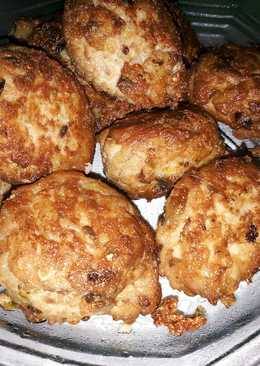 Bakso goreng ikan kentang