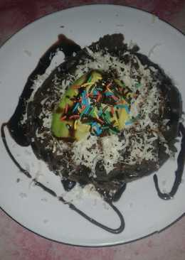 Brownis coklat avocado💕