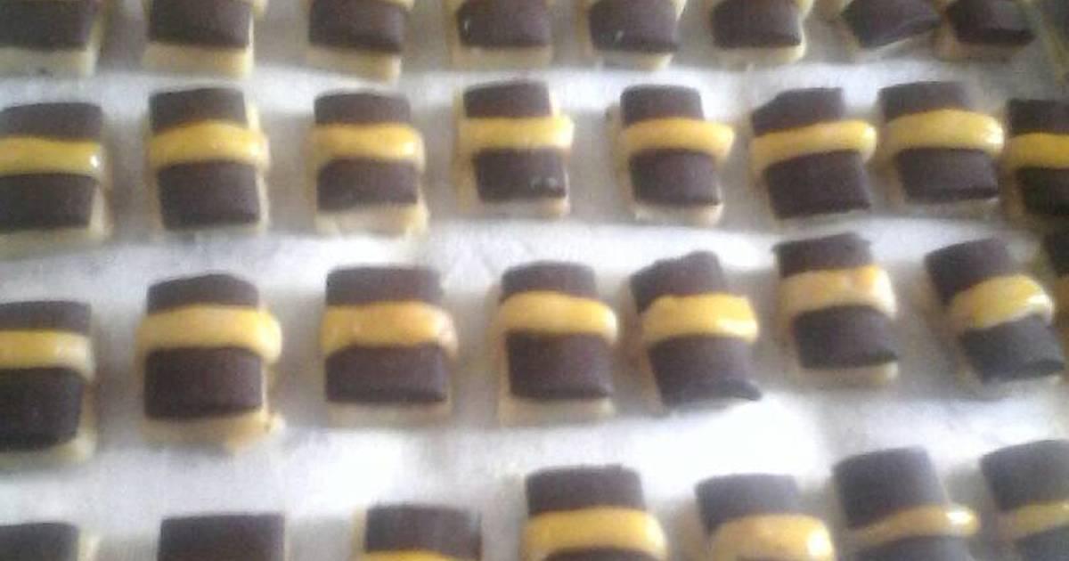 Resep Choco stik cookies