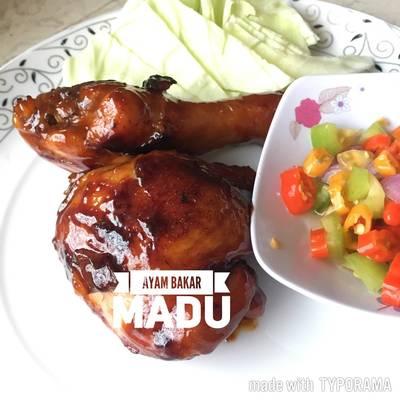 Ayam Bakar Madu Teflon 🍗🍗🍗