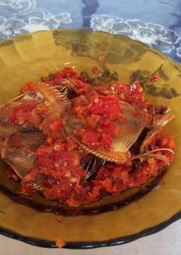 Ikan Sepat Balado