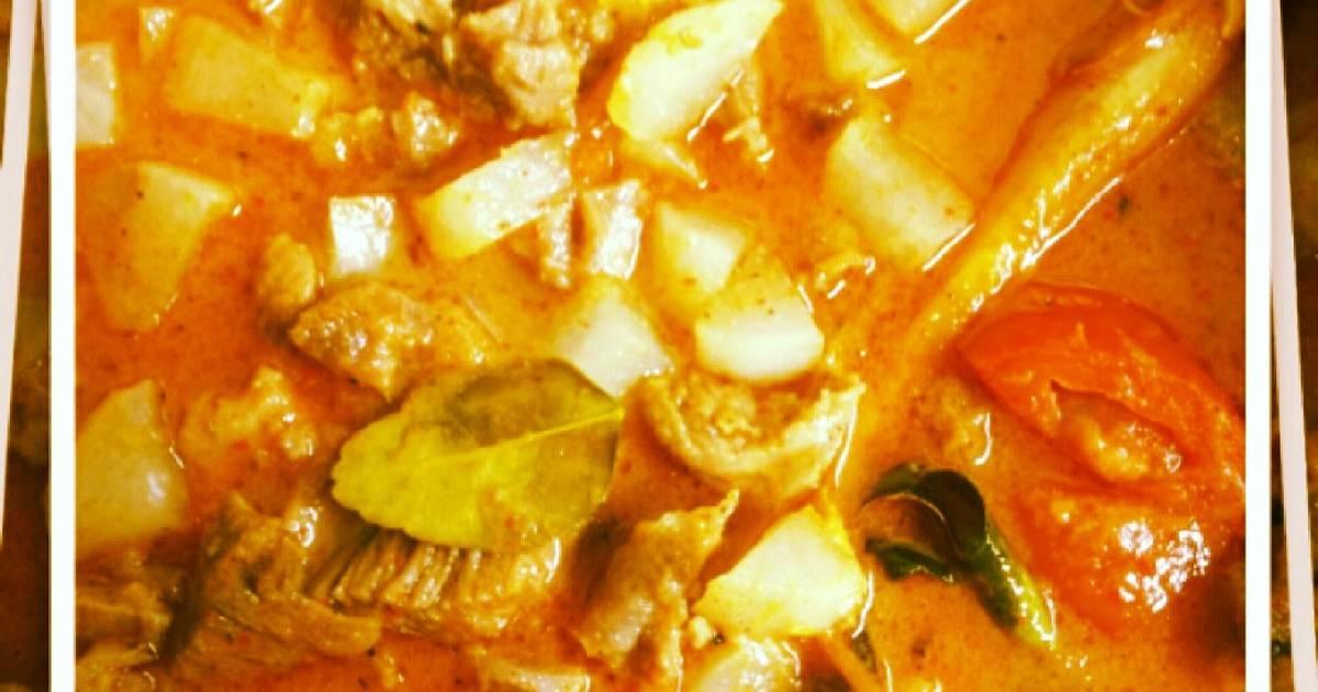 resep rica kambing lobak oleh meilany rezki   cookpad