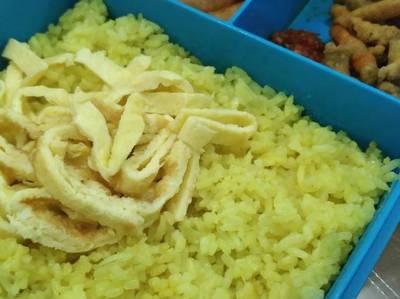 Nasi Kuning magic com
