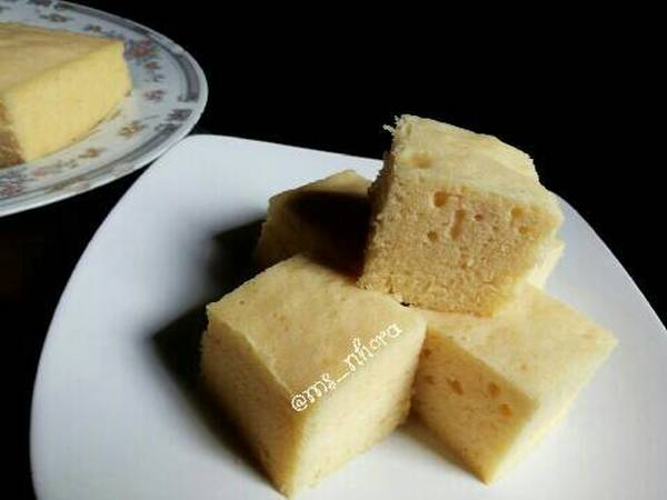 Steamed Cheddar Cheese Cake (#pr_recookanekabolkus)