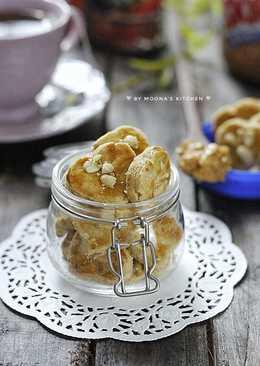 Skippy Peanut Cookies